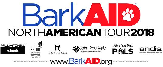 BarkAID North American Tour 2018 Image