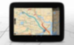 BarkAID On The Road Again GPS Image