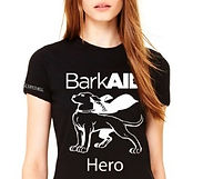 BarkAID Hero T-Shirt Women Image