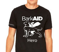 BarkAID Hero T-Shirt Men Image