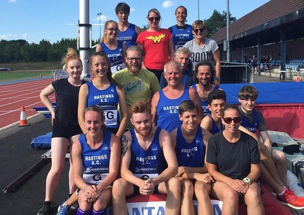 Hastings AC SAL Team 2017