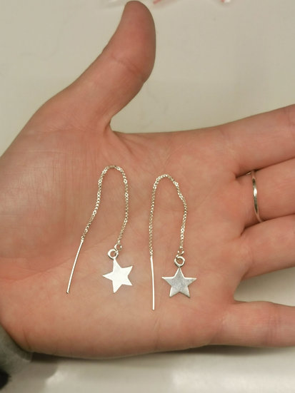 Starry night dangles