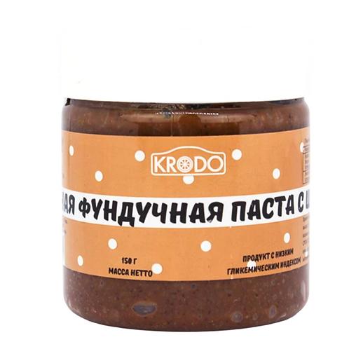 Фундучная паста натуральная с шоколадом 150 г