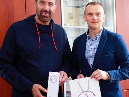 Veselin Vujović u posjeti Fakultetu fizičkog vaspitanja i sporta