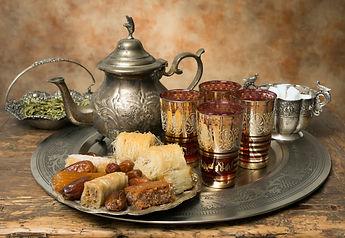 thé gourmand