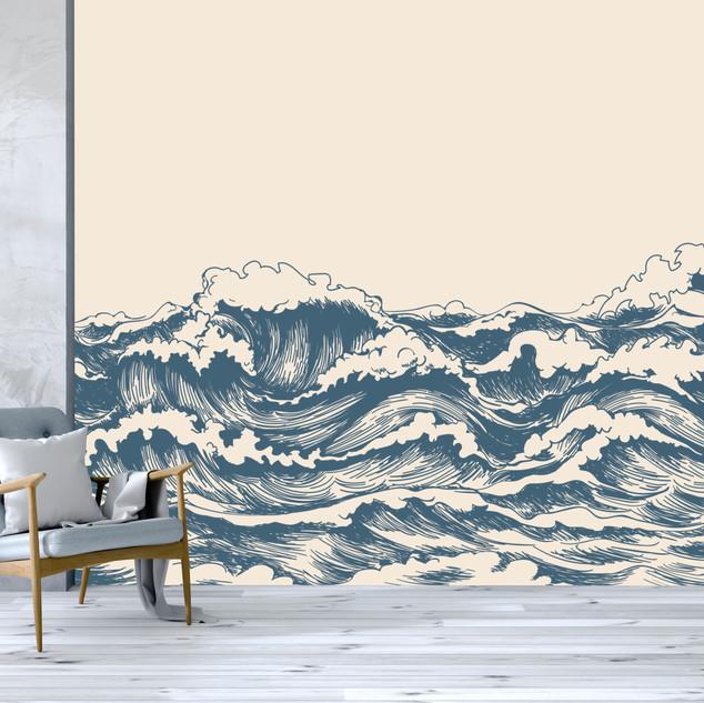 OCEAN MURALS