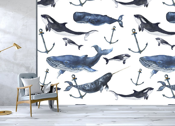 Whales and Anchors