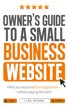 Owner's Guide to a Small Business Website