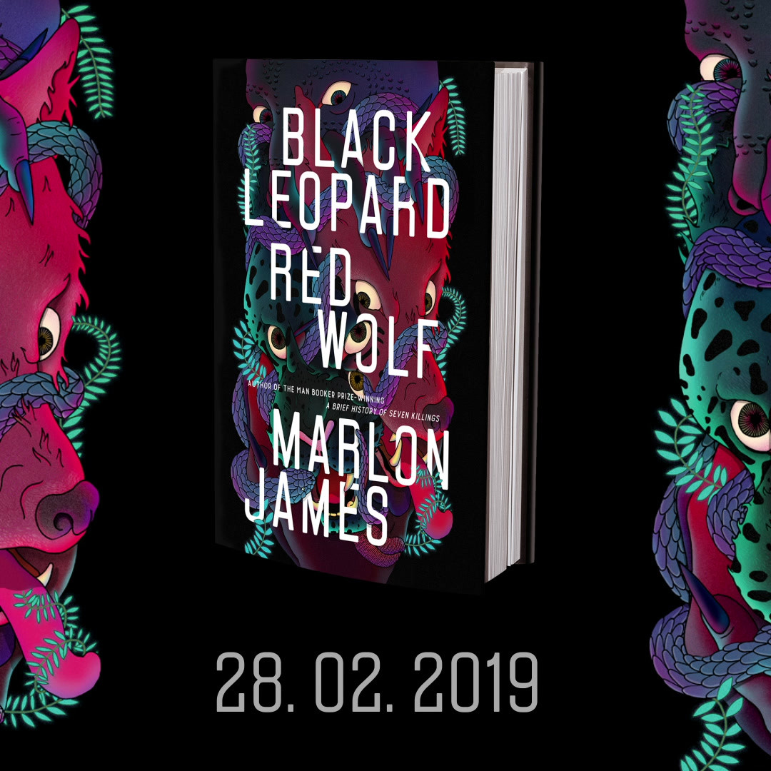 Black Leopard Marlon James