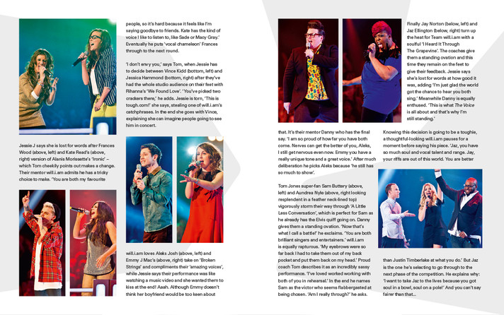 The Voice Annual