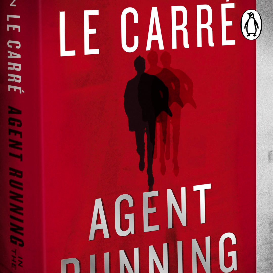 Le Carre Agent Running