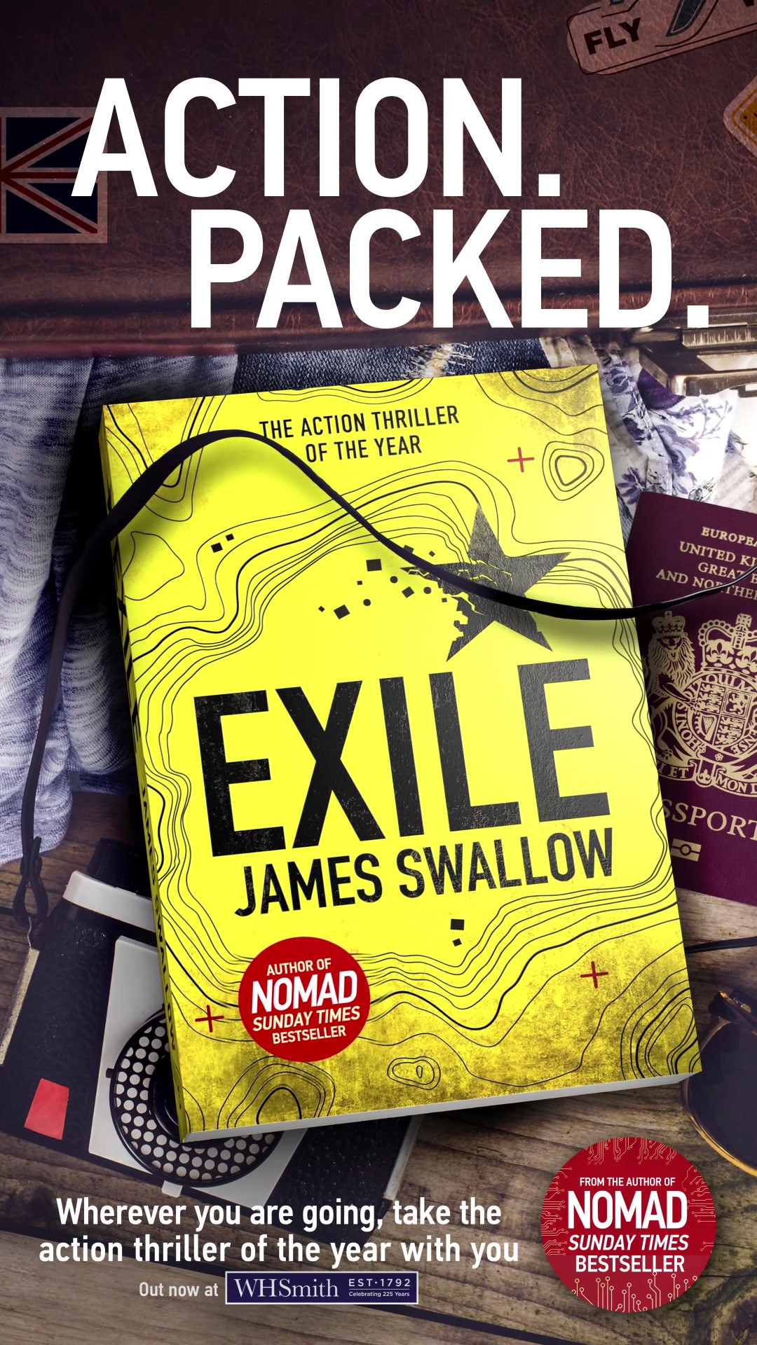 Exile James Swallow