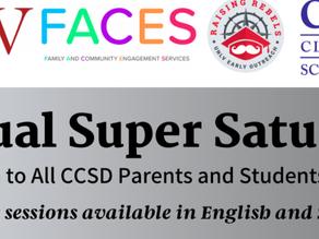 Virtual Super Saturday 4/24