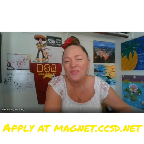 Magnet High School Information