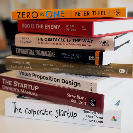 2021 Must-Reads for Entrepreneurial Minds