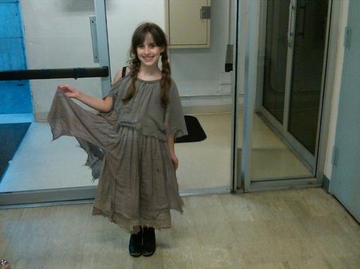 Maya Jade Frank as Little Cosette