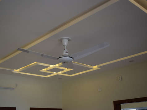 TV Lounge First Floor Ceiling Design