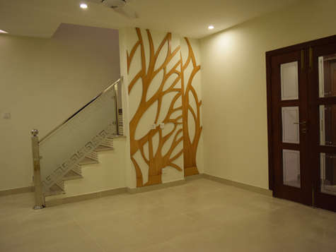Wall Decoration. First Floor