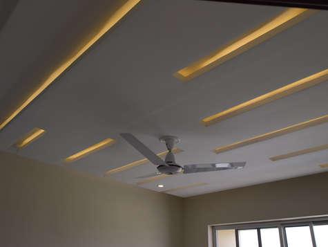 Ground Floor Bedroom 1 Ceiling design