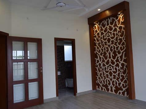 Ground Floor Drawing Room. Decorative Paneling