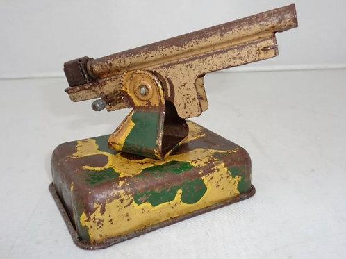 vintage WW2 spud gun