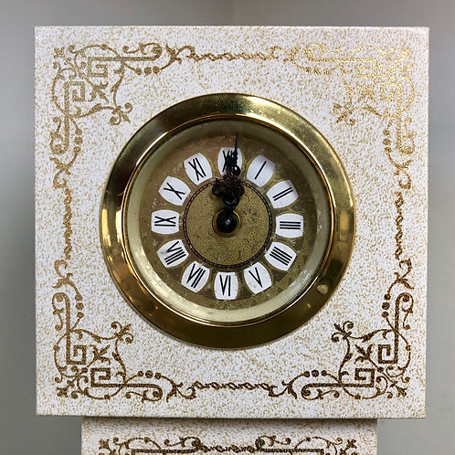 VINTAGE DESIGN PHILIPP GRANDFATHER CLOCK JEWELLERY BOX