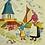 Thumbnail: VINTAGE MEREDITH & DREW DUTCH BISCUIT TIN