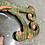 Thumbnail: VINTAGE HANDMADE WOODEN MECHANICAL ARTWORK