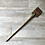 Thumbnail: VINTAGE TOY SPADE. Rusty and primitive