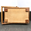 Thumbnail: VINTAGE MIDCENTURY SMALL WOODEN SEWING BOX