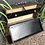 Thumbnail: LARGE VINTAGE WOODEN TOOLBOX WITH DRAWER