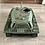 Thumbnail: VINTAGE ACTION MAN TANK