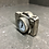 Thumbnail: MINIATURE CAMERA SHAPED CLOCK