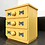 Thumbnail: MINIATURE VINTAGE HANDMADE CHEST OF DRAWERS