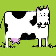 BT CHARACTER COW