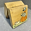 Thumbnail: VINTAGE WOODEN BOX, girl and her dog