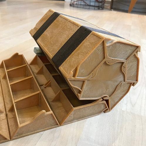 VINTAGE ORIGINAL ROLYKIT TOOL BOX. 1979