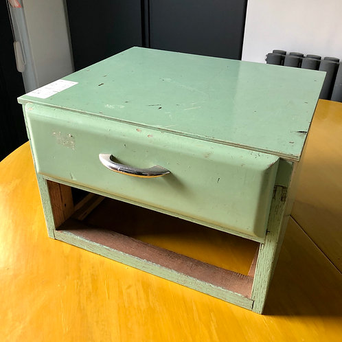 ART DECO DRAWER UNIT FOR UPCYCLING OR RESTORATION