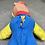 Thumbnail: VINTAGE YOGI BEAR FIGURE