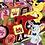 Thumbnail: ROUND VINTAGE BISCUIT TIN