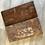 Thumbnail: LARGE VINTAGE BOX. 12 compartments
