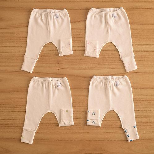 pantalón prematuro