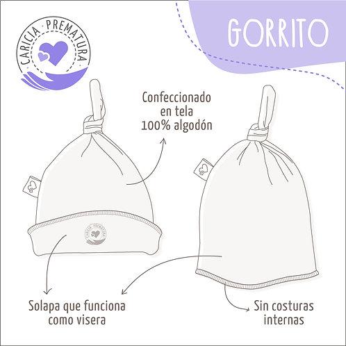 COMPRÁ PARA DONAR: gorrito