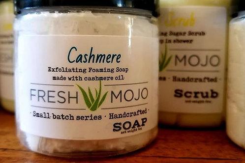 Foaming Creamy Bath Soap
