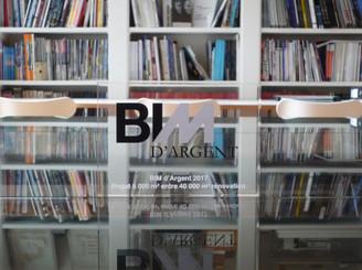 VGA et le BIM d'Argent 2017