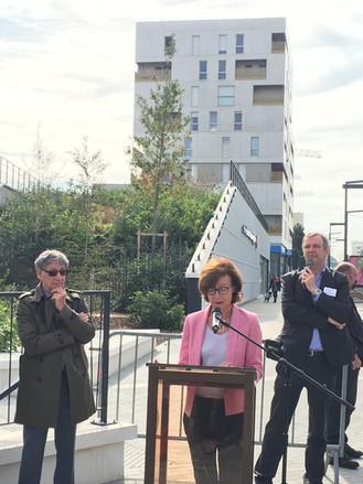 Vitry-sur-Seine : le bâtiment a été inauguré