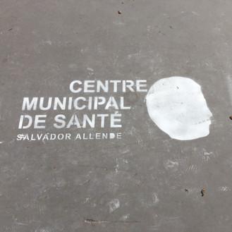 La Courneuve : inauguration du CMS Salvador Allende