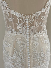 Mary Back Lace
