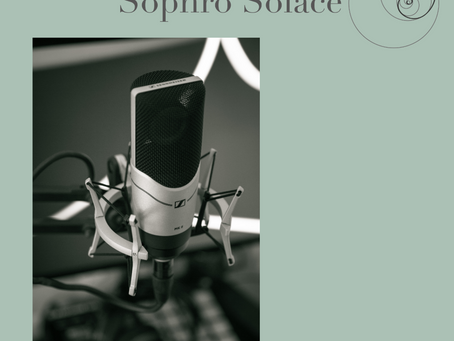 Sophro Solace on the Radio