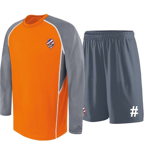 Orange Goalie Kit
